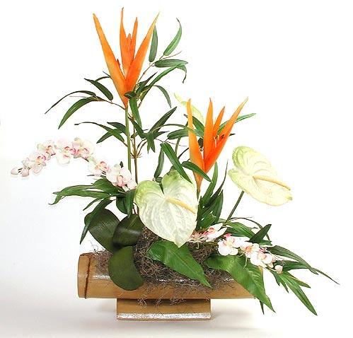 Floral Arrangement Interesting Of Silk Flower Arrangement Photos